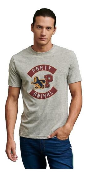 Remera Penguin Ss Party Animal Tee