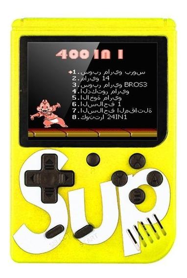 Novo Mini Game Boy Portátil 400 Jogos Jogos Inclusos 5 Cores