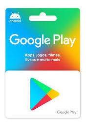 100 Reais De Crédito Para O Google Play