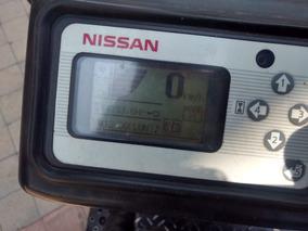 Montacargas Nissan 5000 Libras Electrico 4 Ruedas Usado