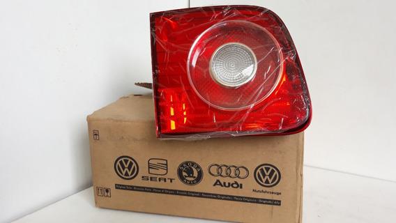 Lanterna Traseira Mala Polo Sedan Arteb 08/14 100% Volks L E