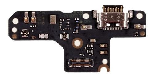 Imagem 1 de 3 de Conector Carga Usb Moto G9 / G9 Plus Microfone