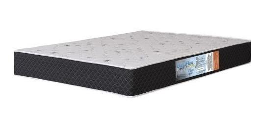 Colchão De Espuma Casal D45 1,38 - Umaflex - Preto