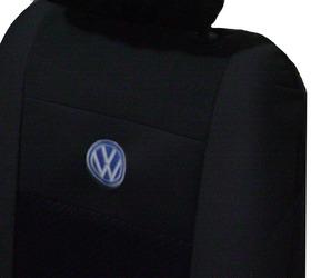 Capa De Banco Gol G2 G3 G4 G5 G6 Com Logo Vw