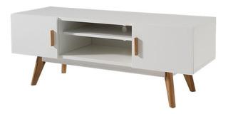 Mueble Tv Idelika Piccioto Blanco