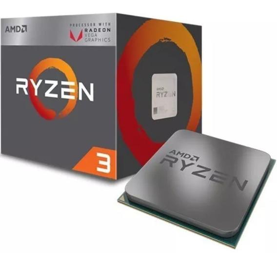 Processador Amd Ryzen 3 3200g 4 Núcleos 68.7 Gb
