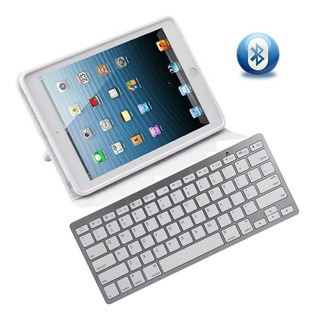 Teclado Bluetooth iPad Comparible Con Ios, Android, Windows