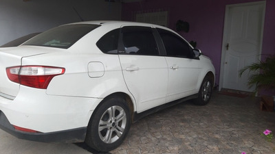 Fiat Grand Siena 2014 1.4 Attractive Flex 4p