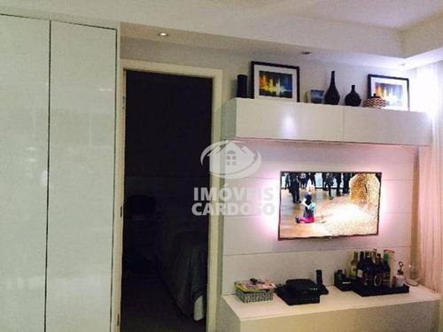Imagem 1 de 8 de Apartamento Com 1 Dormitório À Venda, 35 M² Por R$ 305.000 - Cambuci - São Paulo/sp - Ap0302