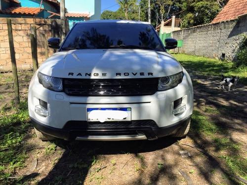 Imagem 1 de 8 de Land Rover Evoque 2012 2.0 Si4 Pure 5p