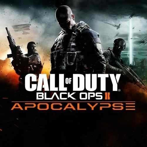 Dlc Apocalypse Para Black Ops 2 Cod Bo2 Br - Ps3