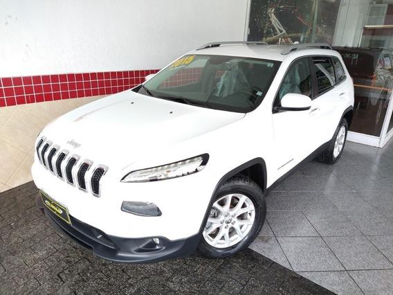 Cherokee 2015 3.2 Longitude 4x4 V6 24v Gasolina 4p