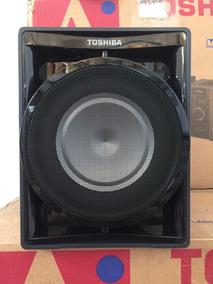 Subwoofer Original Semp Toshiba Ss8080 300w 4 Ohms