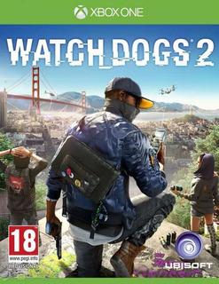 Watch Dogs 2 Xbox One Offline