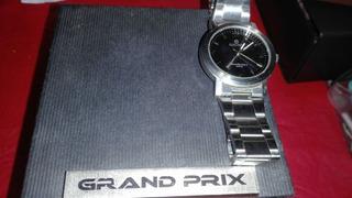 Reloj Election Grand Prix 5atm Quartz En Caja Ver Video