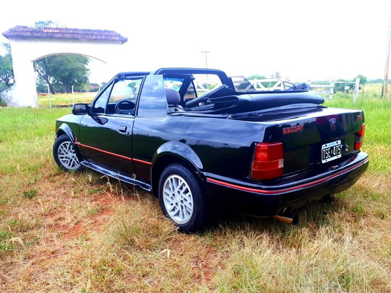 Ford Xr3 Convertible