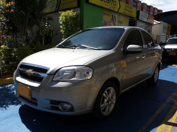 Chevrolet Aveo Emotion Sedan