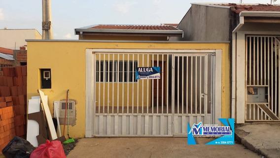 Casa Para Alugar No Bairro Jaridim Novo Cambui Em - Alug-089-2
