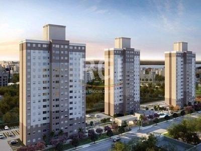 Apartamento Em Humaitá Com 2 Dormitórios - Lu267431