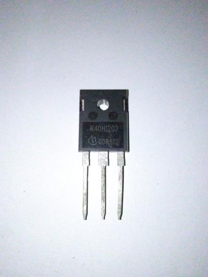 Transistor K40h1203