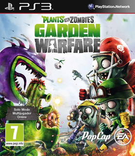 Plants Vs Zombies Garden Warfare | Digital Para Ps3