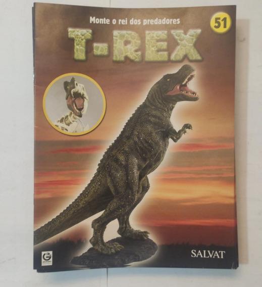 Coleção T-rex Edições Diversas - Monte O Rei Dos Predadores