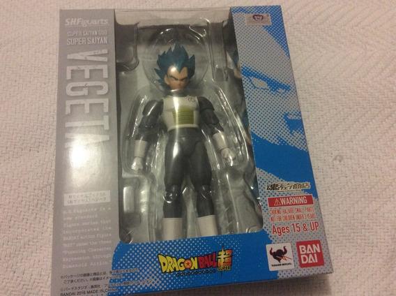 Sh Figuarts Dragon Ball Vegeta Super Saiyan God Nuevo
