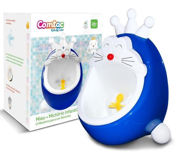Mictório Infantil Comtac Kids & Care Gatinho Rei 18m+ - 4137