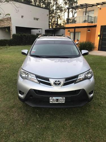 Imagen 1 de 7 de Toyota Rav4 2.0 4x2 Cvt 2013
