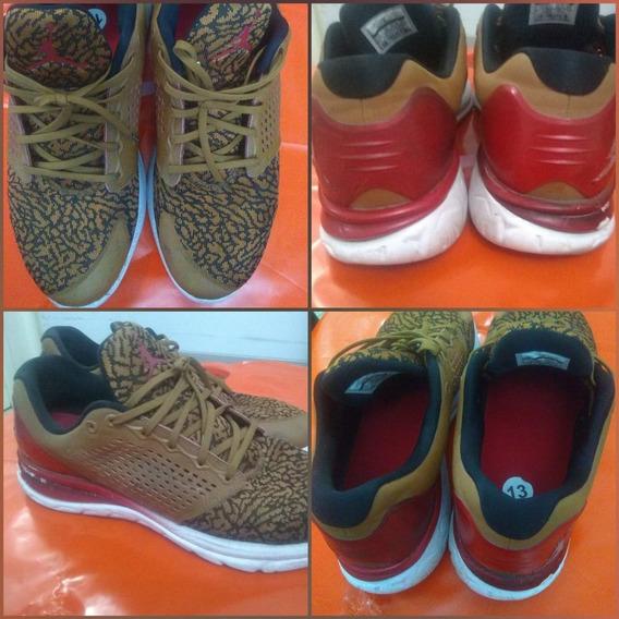 Nike Jordan Camuflada Low Leopardo 13us