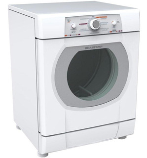 Secadora Roupa 10k Bsr10 Chão Brastemp Branca - 220v