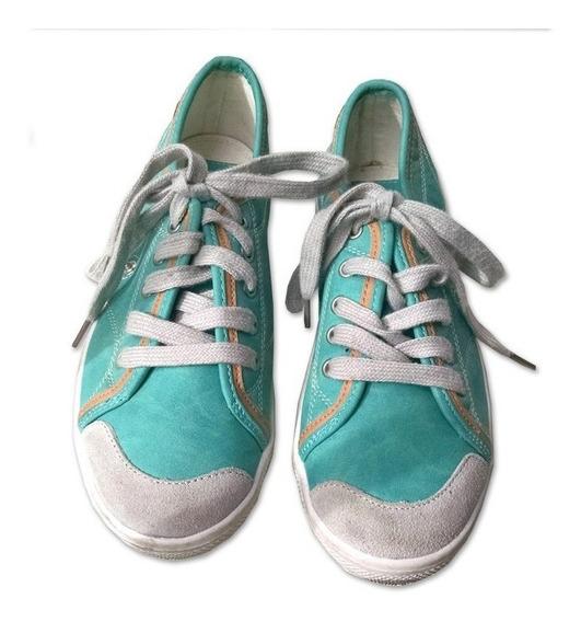 Zapatillas Urbanas De Mujer Paddock