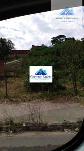 Imagem 1 de 2 de Terreno A Venda No Bairro Cidade Satélite Íris Em Campinas - 2864-1