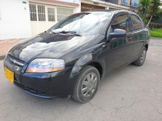 Chevrolet Aveo Ls 1.6l Aa Ve Dh 2008