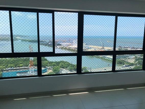 Apartamento Em Santo Amaro, Recife/pe De 173m² 4 Quartos À Venda Por R$ 1.090.000,00 - Ap126980