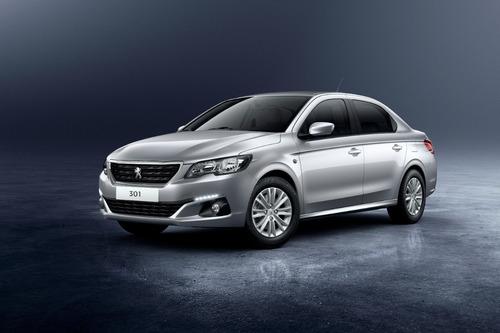 Imagen 1 de 8 de Peugeot 301 Active 4p 1.6hdi 92hp Manual 5v