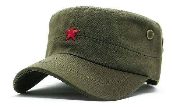 Gorras Visera Corta Estrella Che Cuba Eva Rain®