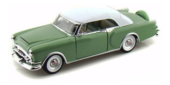 Packard Caribbean 1953 Convertible 1/24 Welly Ploppy 373019