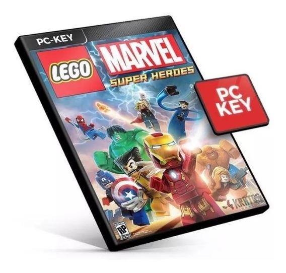 Lego Marvel Super Heroes Steam Key Ptbr Código Original Buy