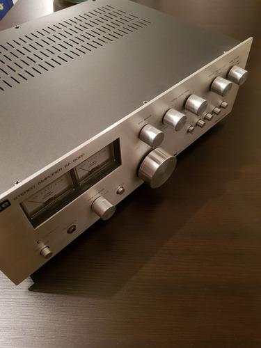 Imagen 1 de 7 de Amplificador Estereo Cce Sa6060 Vintage Audio Alta Fidelidad