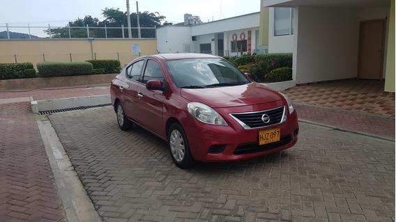 Nissan Versa, Sense, Automático, Modelo 2014, 1.6