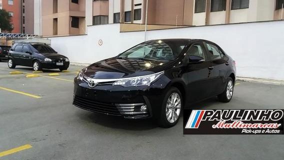 Corolla 2.0 Xei Flex Completo 2019 0km