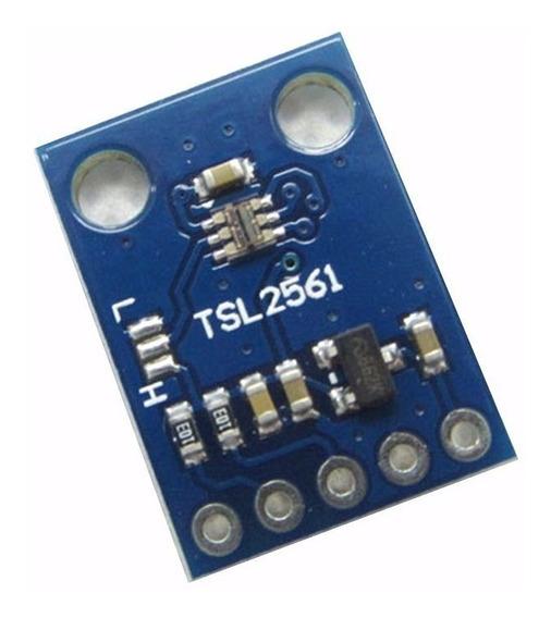 Sensor De Luz Tsl2561 Luxímetro