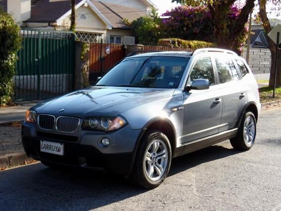 Bmw X3 Diesel 3.0 Aut 2007