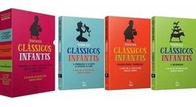 Livro Box Essencial Clássicos Infantis - Contos Irmãos Grimm
