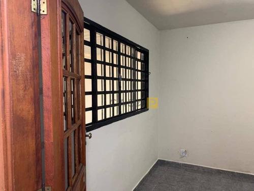 Casa Com 3 Dormitórios À Venda, 230 M² Por R$ 200.000,00 - Conjunto Habitacional 31 De Março (cohab) - Santa Bárbara D'oeste/sp - Ca0690