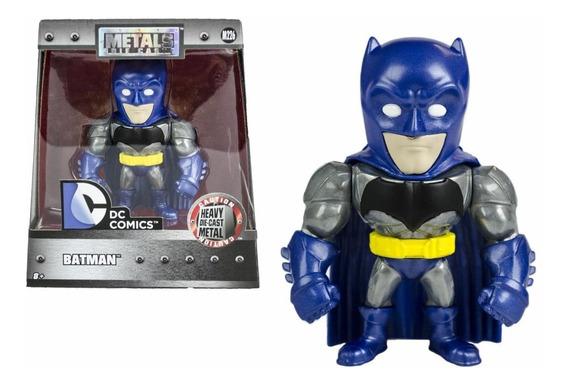 Boneco De Metal Die Cast - Dc Comics - Batman - M226