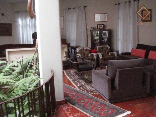 Imagem 1 de 13 de Casa Com 4 Dormitórios À Venda, 450 M² Por R$ 4.000.000,00 - Sumaré - São Paulo/sp - Ca3052