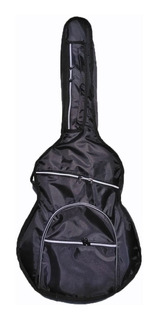 Funda De Guitarra Acustica Clasica Reforzada Anti Impacto
