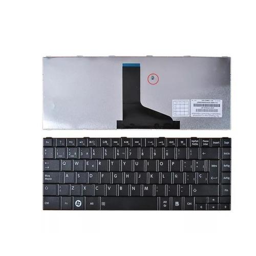 Imagen 1 de 1 de Teclado Toshiba C805 C800 C840 C845  C845d M800 M805 L800 L8